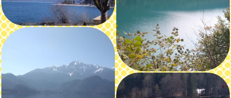 Atemberaubende Seen in Bayern und im Augsburger Umland