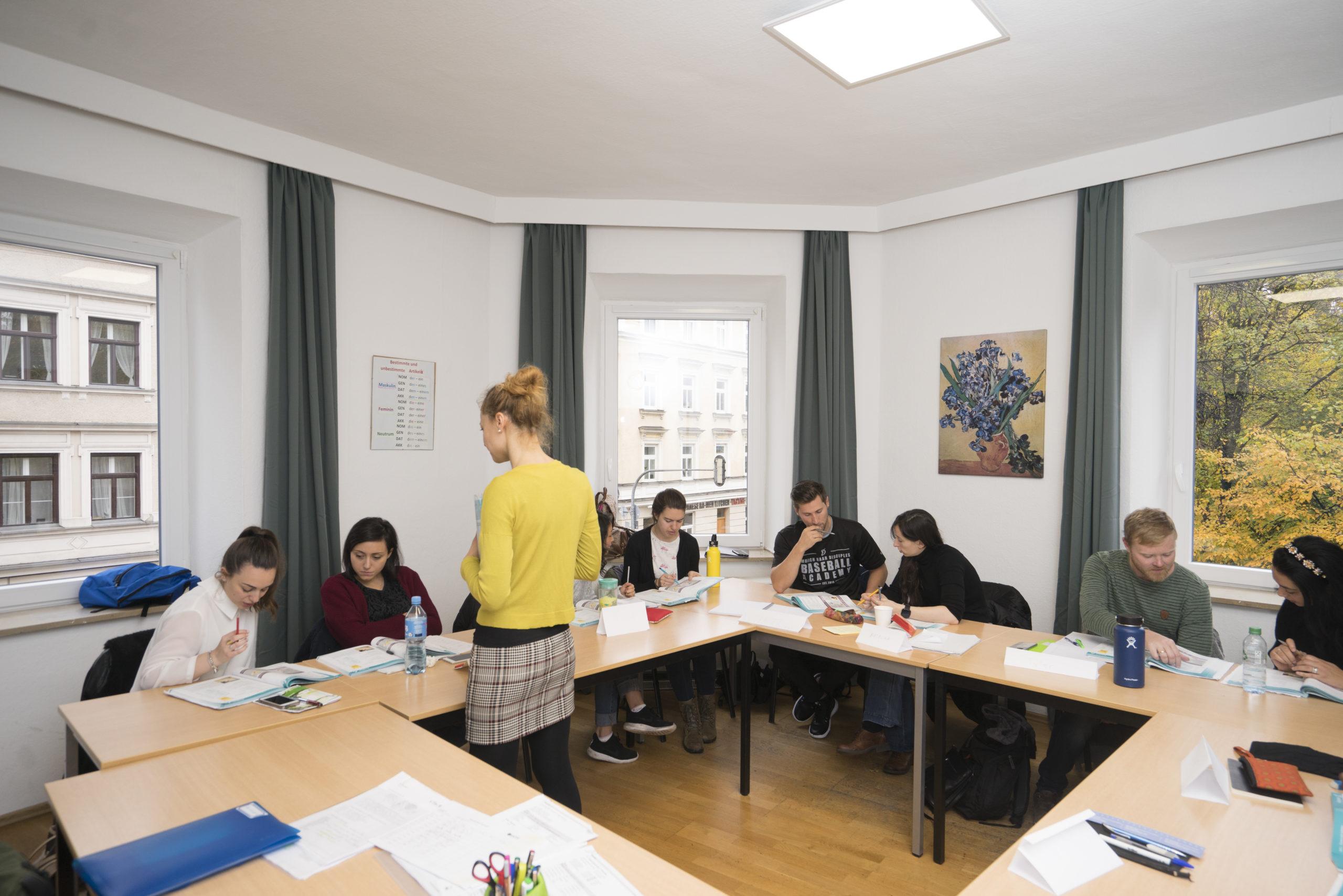 Praktikum Sprachschule Augsburg