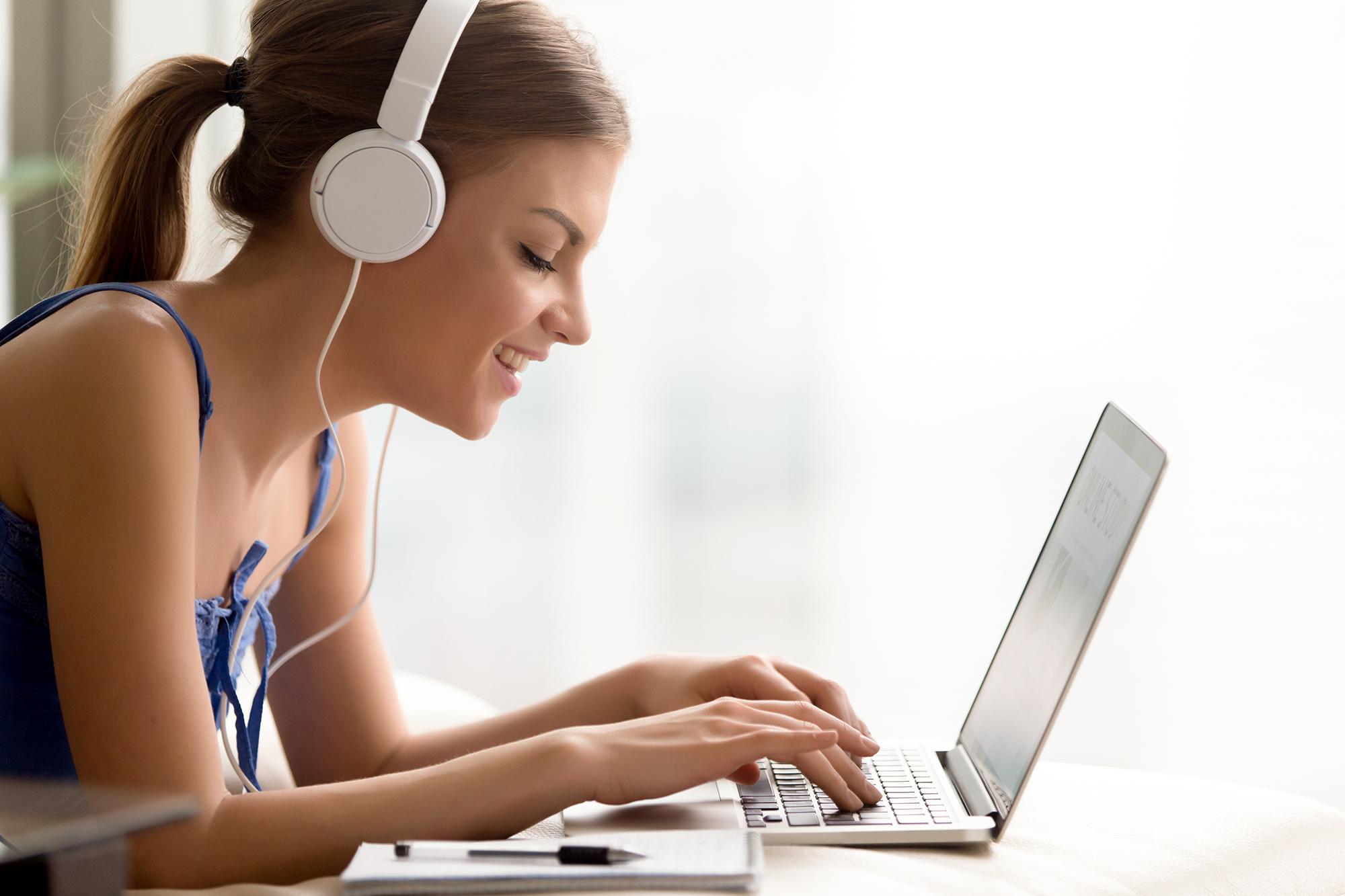 Online Sprachkurse von A1 bis C2 - Deutsch und Fremdsprachen