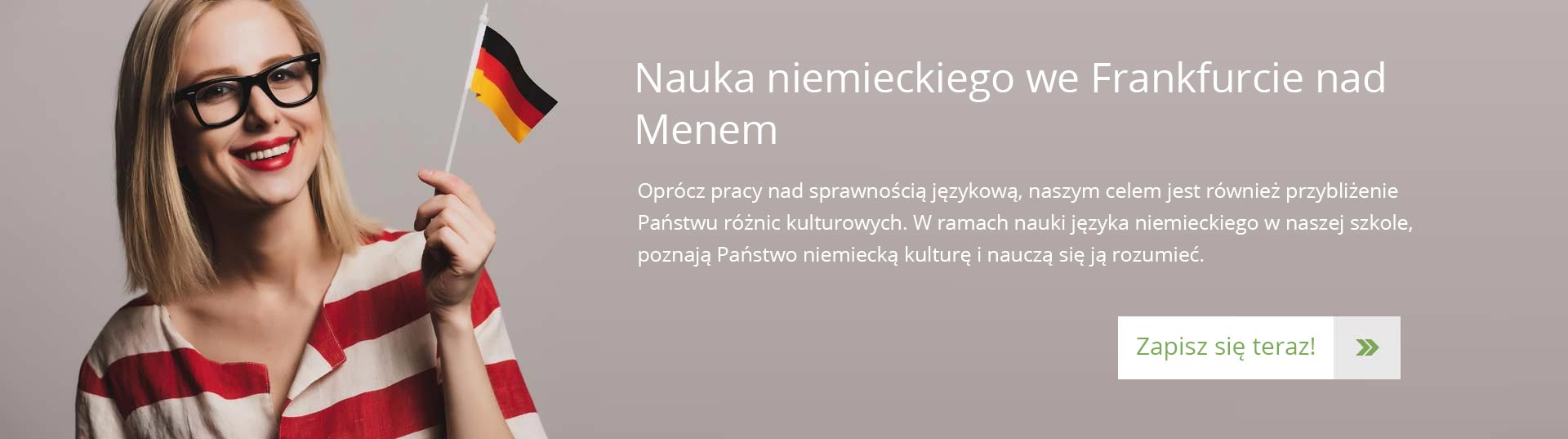 Nauka niemieckiego we Frankfurcie nad Menem – Nauka niemieckiego we Frankfurcie nad Menem