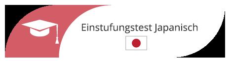 Einstufungstest Japanisch in Sprachschule Frankfurt