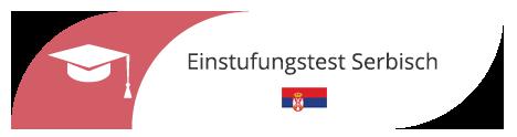Einstufungstest Serbisch in Sprachschule Frankfurt