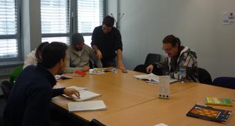 Tschechisch lernen in Frankfurt
