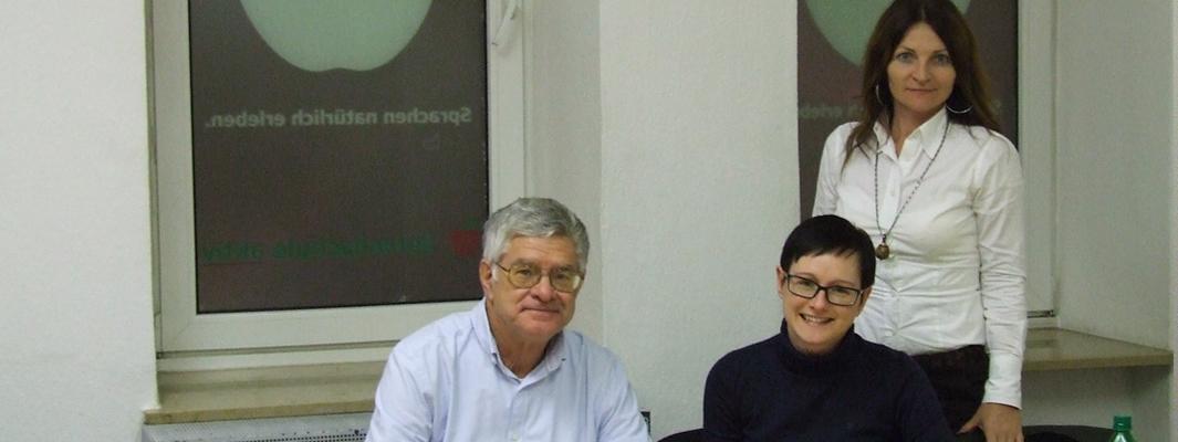 Ukrainisch lernen in Frankfurt