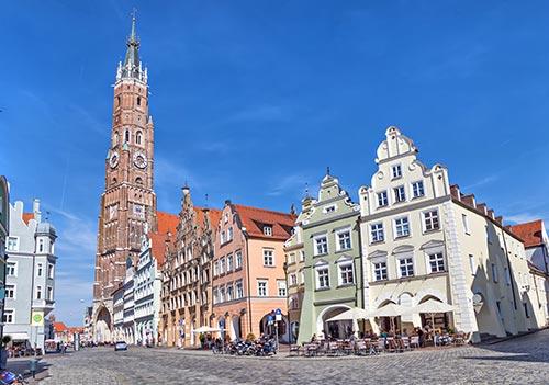 Deutsch und Fremdsprachen in Landshut lernen