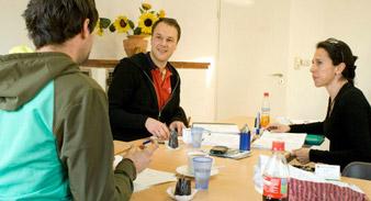 Deutschkurs mit Visum in Ingolstadt