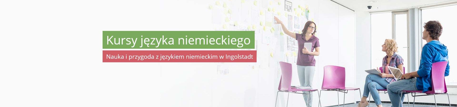 Naucz się języka niemieckiego w Ingolstadt