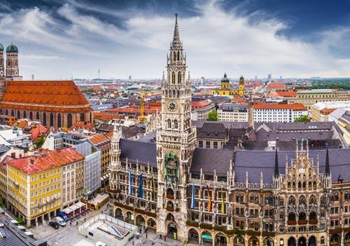 Deutsch und Fremdsprachen lernen in München