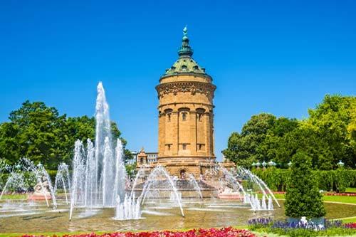 Deutsch und Fremdsprachen lernen in Mannheim