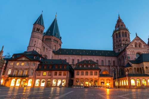 Deutsch und Fremdsprachen lernen in Mainz