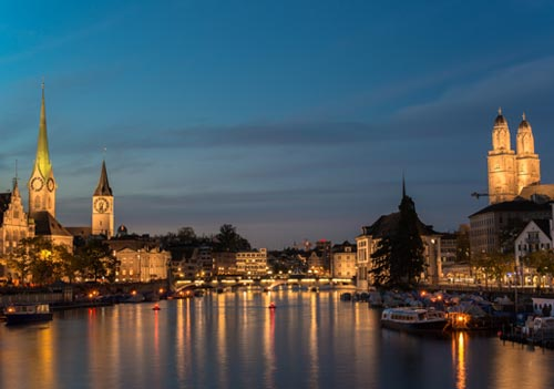 Deutsch und Fremdsprachen lernen in Zürich
