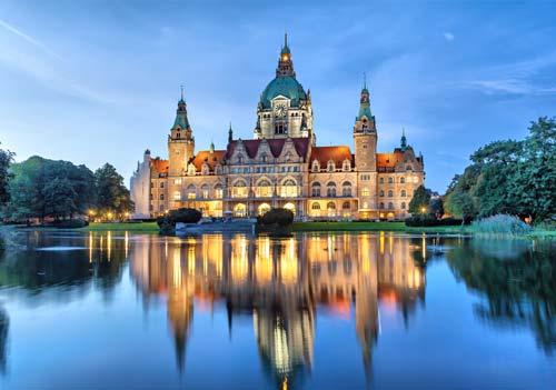 Deutsch und Fremdsprachen lernen in Hannover