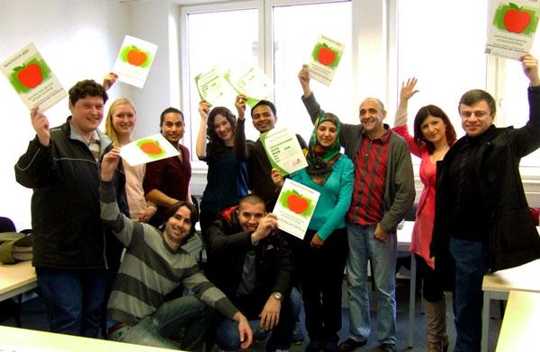 Italienisch Gruppenkurse in Ingolstadt
