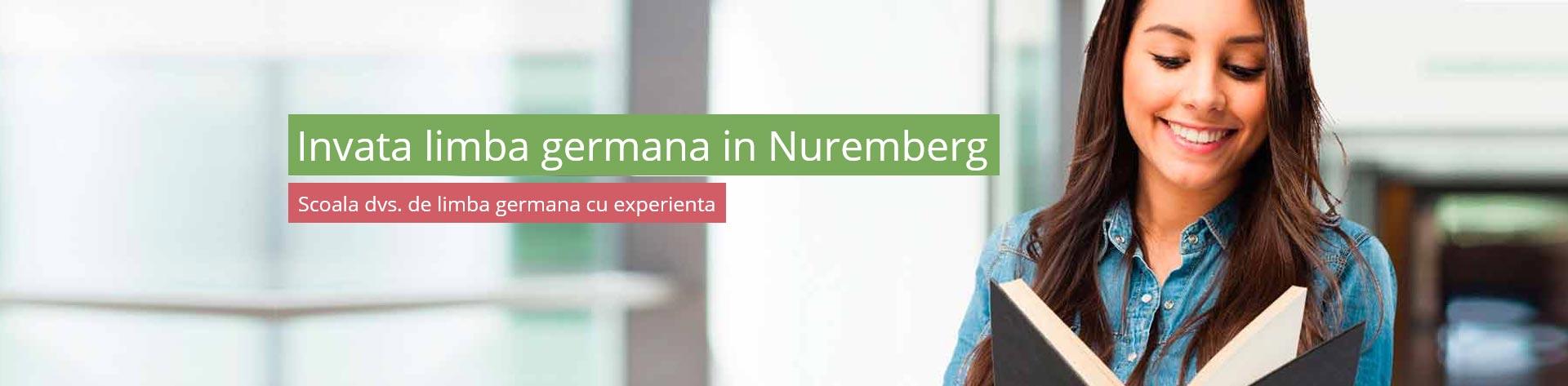 Invata limba germana in Nuremberg