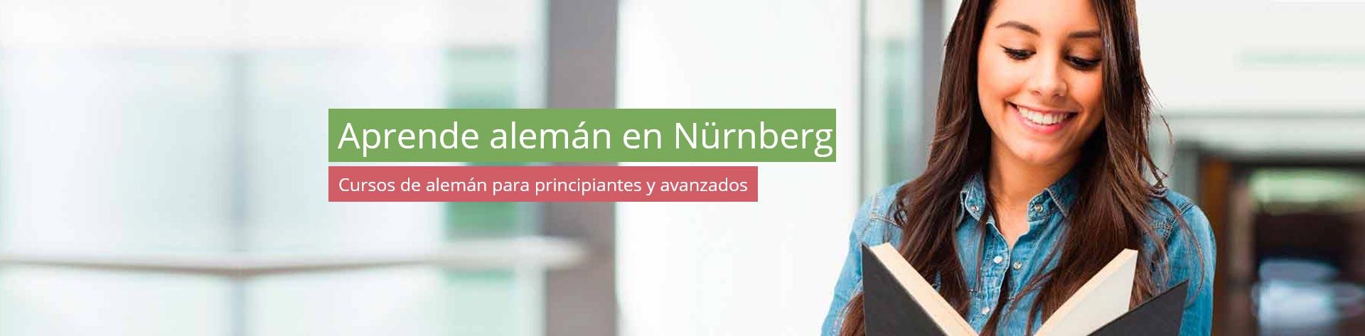 Cursos de alemán en Núremberg – Escuela de alemán