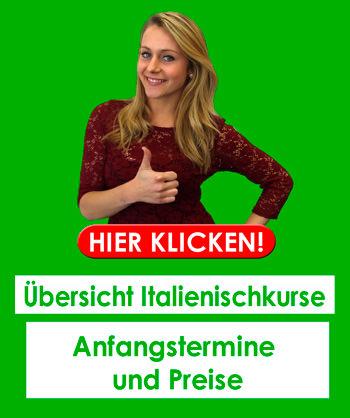 Unsere Italienischkurse in Stuttgart