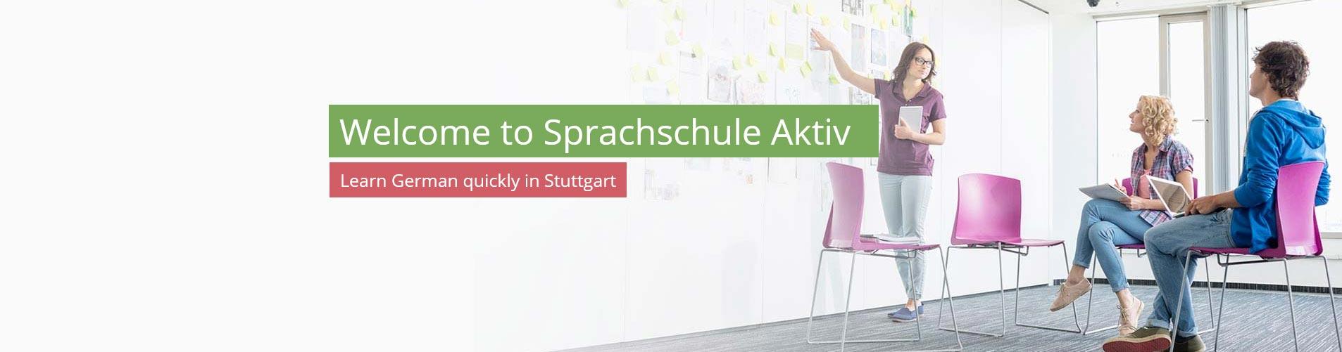Language School to learn German