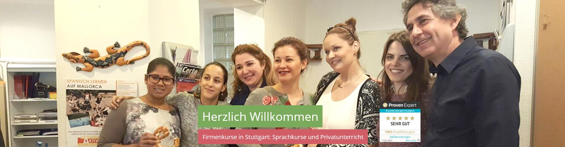 Sprachkurse für Deutsch und Fremdsprachen in Stuttgart