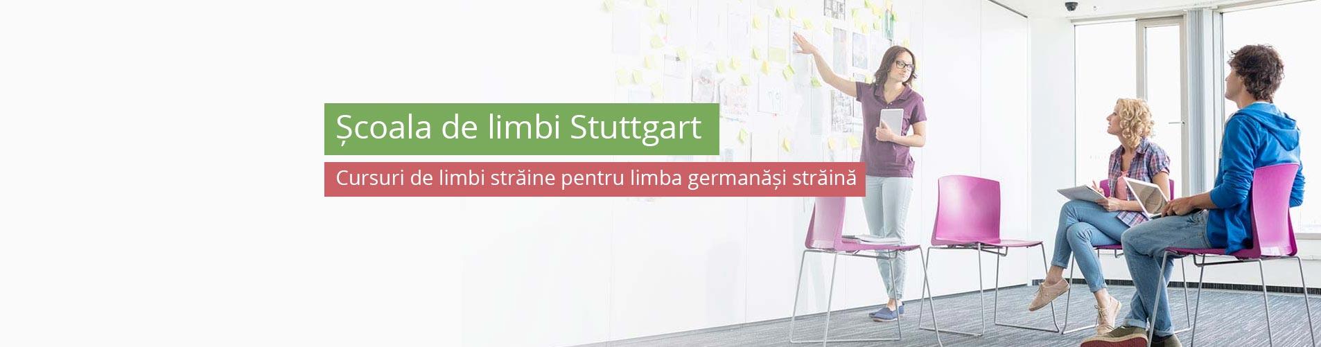 Cursuri de searăși intensive, lecții private și cursuri de companie în Stuttgart