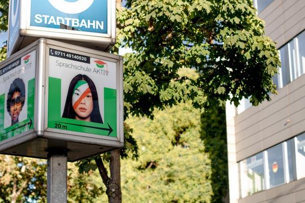 Sprachschule Aktiv in Stuttgart