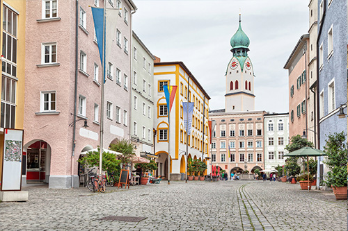 Deutsch und Fremdsprachen lernen - Sprachschule in Rosenheim