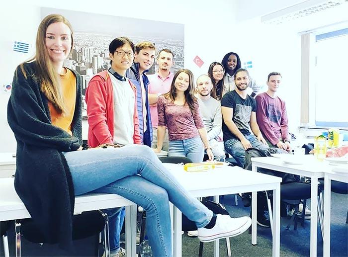 Sprachschule Stuttgart
