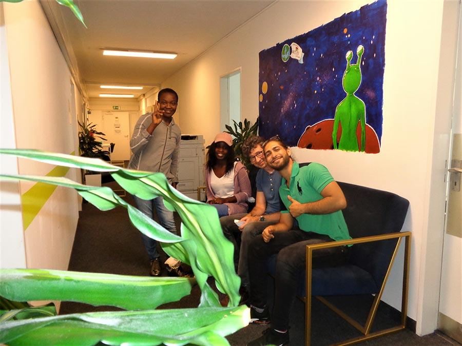 Unsere Sprachschule in Stuttgart