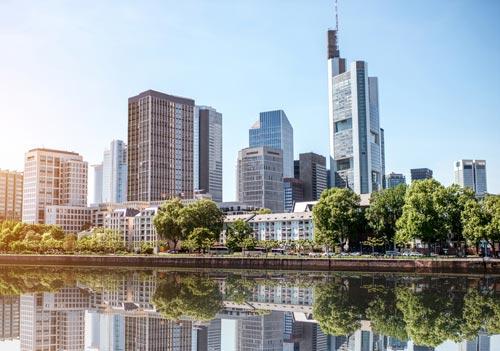 Escuela de alemán en Frankfurt