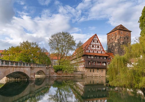 Impara il tedesco a Norimberga
