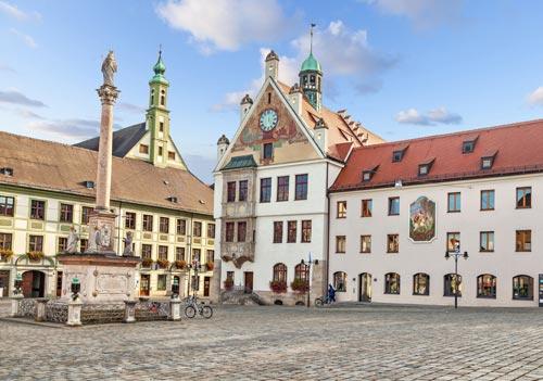 Învață germană în Freising