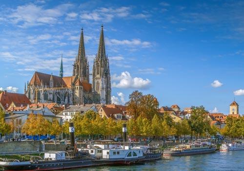 Mësoni gjermanishten në Regensburg