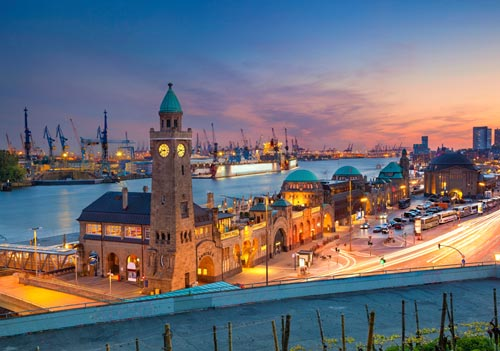 Apprendre l'allemand à Hambourg