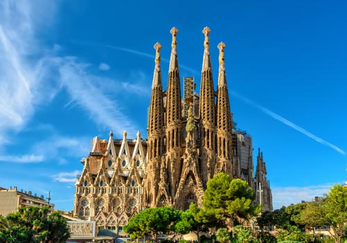 Ucz się niemieckiego w Barcelonie