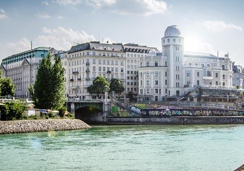 Ucz się niemieckiego w Wiedniu