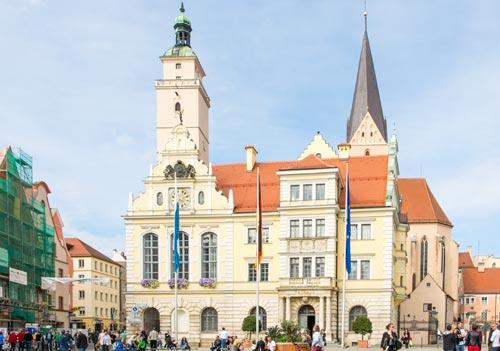 Вивчайте німецьку мову в Інгольштадті