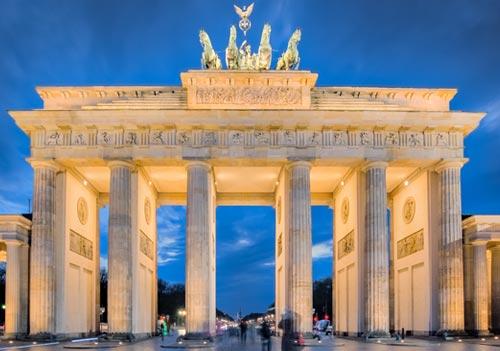 uczyć się niemieckiego w Berlinie