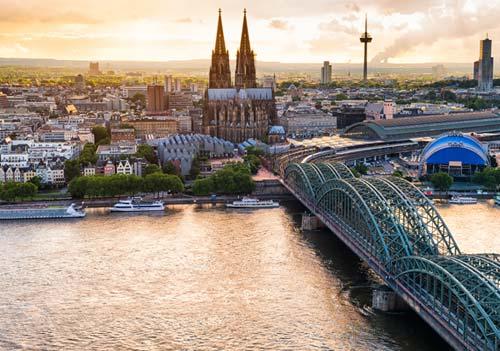 uczyć się niemieckiego w Köln