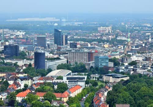 uczyć się niemieckiego w Dortmundzie