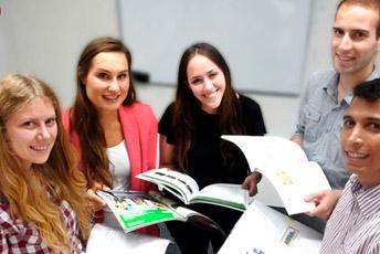 Deutschkurs Frankfurt von A1 bis C2 - Deutsch lernen in Frankfurt am Main