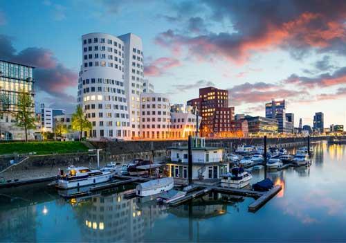 Deutsch und Fremdsprachen in Düsseldorf lernen
