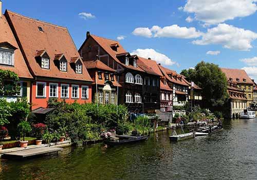 Fremdsprachen und Deutsch lernen in Bamberg
