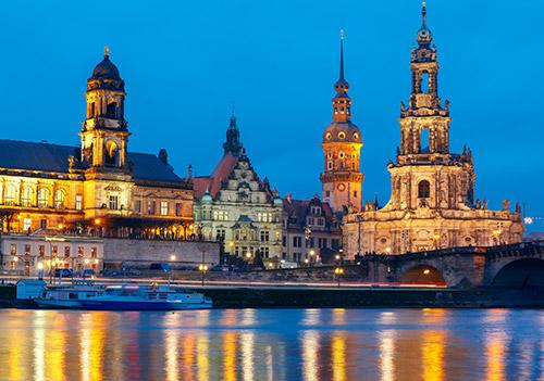 Fremdsprachen und Deutsch lernen in Dresden